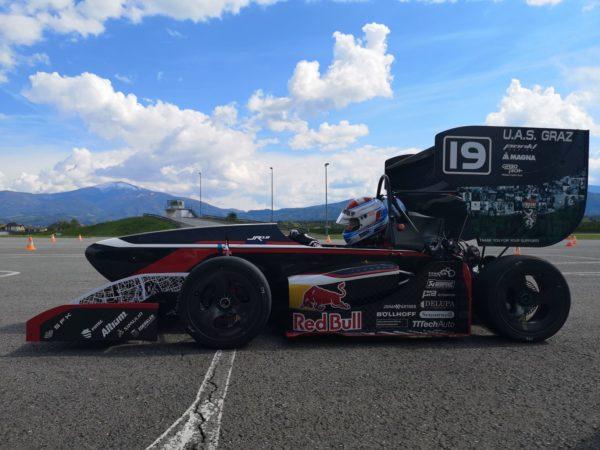 Shakedown und erste Testwochen mit dem jr19